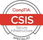 Certified Computer Technician - CompTIA Secure Infrastructure Specialist